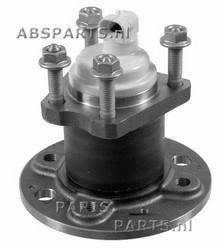 Astra F/G  (4 gaats velg) achter ABS naaf-lager