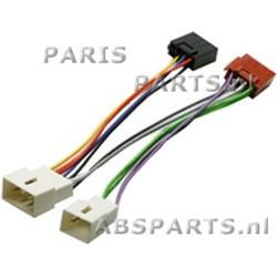 Car-2-Iso adapterkabel