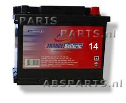 Accu 70 Ah. France batterie nr.14