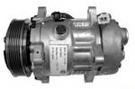 Airco compressor Peugeot 607 2.2 HDI