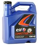 Elf Motorolie  Competition ST 10W-40  5 Liter