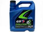 Elf Motorolie  Evolution SXR 5W-30  5 Liter