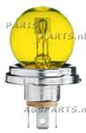 Lamp 40/45W geel 12V
