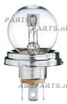 Lamp bol 40/45W wit