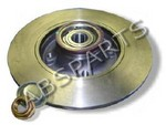 ABS ring-lager-remschijf Megane II achter