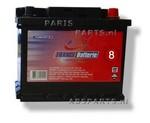 Accu 50 Ah. France batterie nr.8