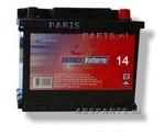 Accu 100Ah. France batterie nr.17
